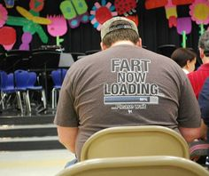 To fart or not to fart?