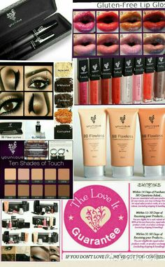 Younique products you'll love them! Check them out here https://www.youniqueproducts.com/FionaGilmour
