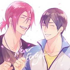 Rin and Haru~