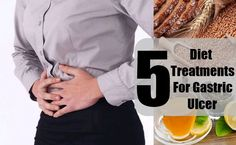 5 Diet Treatments For Gastric Ulcer