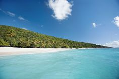 25 Best Beaches in the Caribbean | Most Beautiful Beaches in the World | Best Island Beaches | Hanslollick, St. Thomas