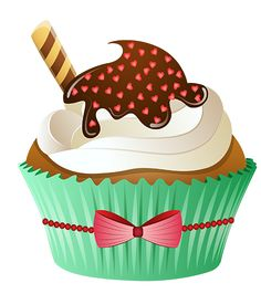 Cupcake Png, Cupcake Clipart, Cupcake Pictures, Cupcake Images, Cupcakes Wallpaper, Cupcake Illustration, Cake Vector, Cupcake Drawing, Vintage Ice Cream