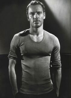 Michael Fassbender Because, frankly, it would be a crime not to repin an image showing off his wonderfully lanky body.