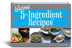 Have you got your copy of my  FREE ecookbook yet? Click here for instant access.