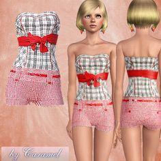 Clothes by Caramel - Sims 3 Downloads CC Caboodle
