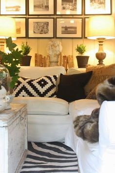 My Sweet Savannah: ~the great debate~{pottery barn sectional vs. ikea ektorp}