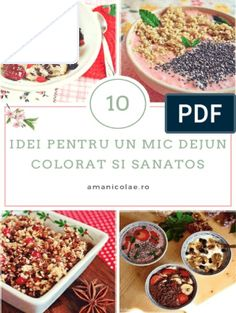 101 Retete Pt Copii Bebelusi Baby Food Recipes, Food And Drink, Breakfast, Morning Coffee, Morning Breakfast