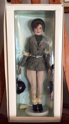 The Jackie Doll & Clothes By Franklin Mint by ThorntonTreasures, $665.00