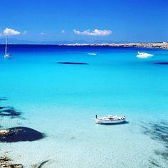 Beautiful Formentera #boatim #beach #formentera