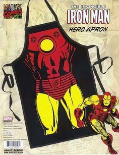 This Iron Man Cookin