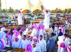 Saudi Arabia hosts world's largest date festival in Buraidah http://betiforexcom.livejournal.com/27470017.html  Author:RASHID HASSANTue, 2017-08-08 03:00ID:1502141406871945800RIYADH: Qassim, which hosts the world's largest date festival in Buraidah every year at this time, is swirling with activities, with date farmers expecting high sales figures during this year's 45-day festival. The festival, which is not simply an annual marketplace, but also a lifeline for thousands of farmers and…