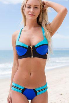 Beach Bunny - Endless Summer Top / Blue