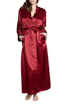 Shoptiques Product: Boudoir Silk Robe - main