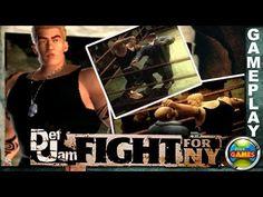 Def Jan Fight for NY Ate que enfim meu primeiro personagem
