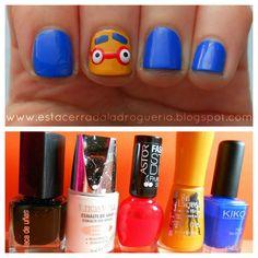 Milhouse Nails