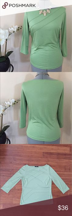 BCBG Women's. Blouse SZ L Excellent condition. No stains, holes or flaws. Ships within 24 hours of purchase. Expect the receive item with 2-4 days. Use bundle button to get 20% off bundles of 3 or more from my closet! BCBGMaxAzria Tops Blouses