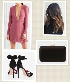 Dress: Reformation  Bag: Prada Shoes: Oscar Tiye