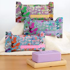 The packaging on this soap is lovely.#Repin By:Pinterest++ for iPad#