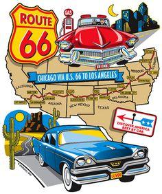 route 66 - Buscar con Google