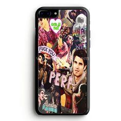 Darren Criss Topman Collage 3 iPhone 7 Plus Case | aneend