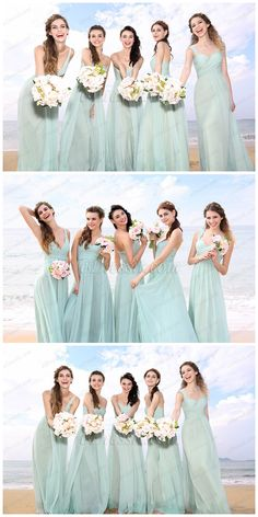 Mint bridesmaid dresses collection! #edressit #bridesmaid_dresses #mint