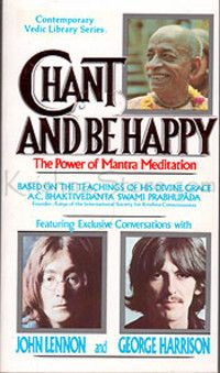 Chant and be Happy explains the power of mantra meditation an how it can bring you ultimate self-awareness and put you in touch with the supreme pleasure principle. My Yoga, George Harrison, John Lennon, Yoga Inspiration, Mantra Meditation, Self, Motivation, Reading, Happy