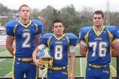 Left to right: Aaron Judge, Austin Alvarez, Connor Murdock