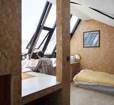 CAIROS : Habitat et atelier à Aubervilliers