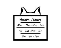 This item is great for any store front business that wants their customers to know what their store hours are. We know its frustrating to show up