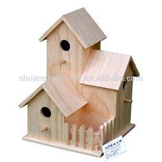 De alta qualidade em miniatura artesanato em madeira casa, De madeira birdhouse-imagem-Artesanato popular-ID do produto:60136678283-portuguese.alibaba.com