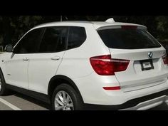 2015 BMW X3 xDrive28i in Lakeland FL 33809 : Fields BMW Lakeland 4285 Lakeland Park Drive I-4 @ Exit 33 in Lakeland FL 33809  Learn More: http://ift.tt/2jJcpHx  Sensibility and practicality define the 2015 BMW X3. With just over 30000 miles on the odometer this model delivers an exhilarating ride without compromising ultimate luxury! It features an automatic transmission all-wheel drive and a 2 liter 4 cylinder engine. The engine breathes better thanks to a turbocharger improving both…
