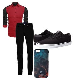 """Untitled #58"" by aaleeyahpickens ❤ liked on Polyvore featuring Topman, Lakai, Marcelo Burlon, men's fashion and menswear"