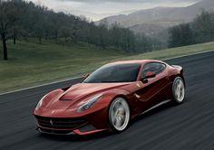 Ferrari F12 Berlinetta Wallpaper