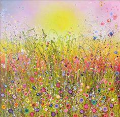 Enchanted garden - Yvonne Coomber