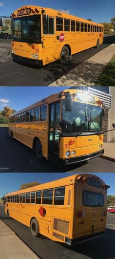 2015 Thomas HDX Rear Engine School Bus School Bus For Sale, Buses For Sale, Air Brake, Cummins Diesel, Automatic Transmission, Engineering, Technology