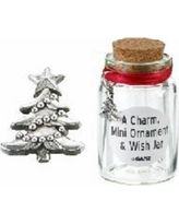 New Year's Deal on Swirl Ornament Light Up Mini Christmas Tree - By Ganz