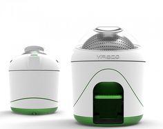 La start-up canadienne Yirego a dévoilé un concept de machine à laver révolutionnaire. Une machine à laver écologique, qui ne consomme pas d'électricité et qui utilise 80% moins d'eau que les machines standard. Fabriquée à partir de matériaux recyclés, cette machine à laver est également facile à transporter de par sa petite taille. Cette machine …