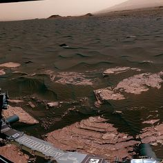 """485.6k Likes, 3,106 Comments - NASA (@nasa) on Instagram: """"Swipe to explore a portion of a 360º mosaic from the Mastcam on our Curiosity Mars rover made from…"""""""