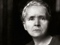 MARIE CURIE:  she was refused entry into the French Academy of Science - because she was a woman!   Even though she had won a Nobel prize!   She is the only PERSON to have ever won 2 Nobel prizes in 2 different Sciences (Physics and Chemistry.)