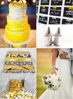 4478905df05 42 Best Yellow and Aqua Wedding images
