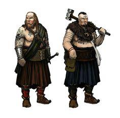 witcher 3 skellige warrior