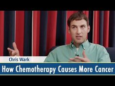 """In this video, cancer researcher Ty Bollinger speaks with Chris Wark, cancer survivor, coach, and advocate. Chris shares his experience and how chemo can lead to more cancer (secondary cancer). The full interview with Chris is part of """"The Quest For The Cures Continues"""" docu-series. Click through to watch & please re-pin to help us spread the truth & educate others! // The Truth About Cancer"""