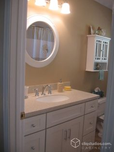 Dayton Painted Linen Mission Bath Vanity Cabinets From Cliqstudios Glamorous Dayton Bathroom Remodeling 2018