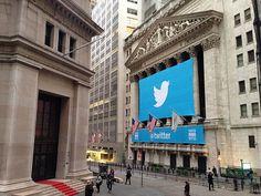Las acciones de Twitter bajaron después del rumor de que Google no presentaría una oferta por su compra