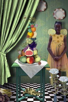 """A Fruit Offering"" by Karin Miller"