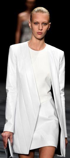J. Mendel - 2015 Mercedes-Benz Fashion Week