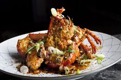 The Angry Lobster at WP24.