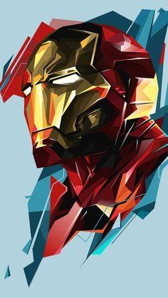 Iron man, marvel, superhero, art wallpaper - Best of Wallpapers for Andriod and ios Iron Man Avengers, The Avengers, Iron Man Spiderman, Hulk Spiderman, Ms Marvel, Marvel Art, Marvel Heroes, Marvel Comics, Batman Art