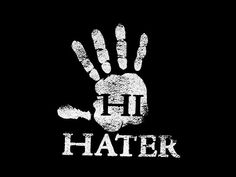 Hater social networks, Facebook, haters,