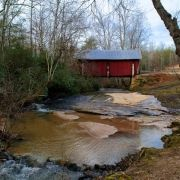 Campbell's Covered Bridge ^
